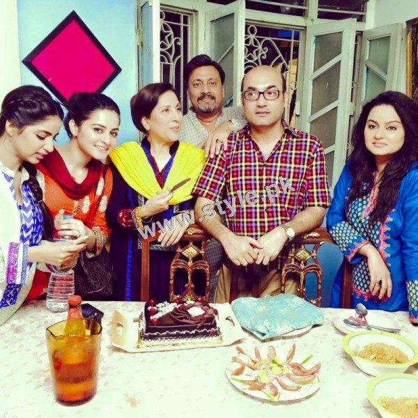 Birthday Celebrations of Samina Peerzada (31)