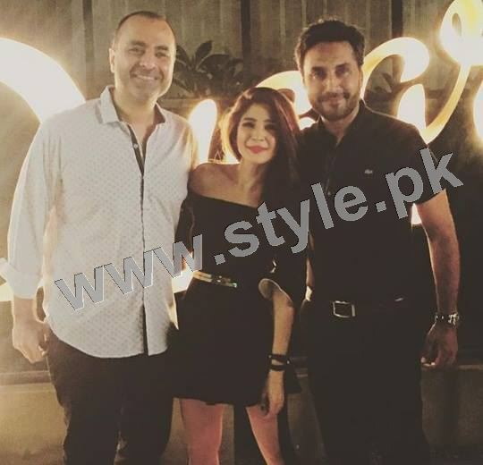 Celebrities at Dekh Magar Pyar se wrap up party