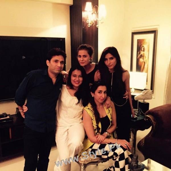 Celebrities at Shazad Raza's birthday bash (11)