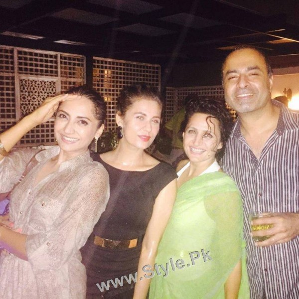 Celebrities at Shazad Raza's birthday bash (12)