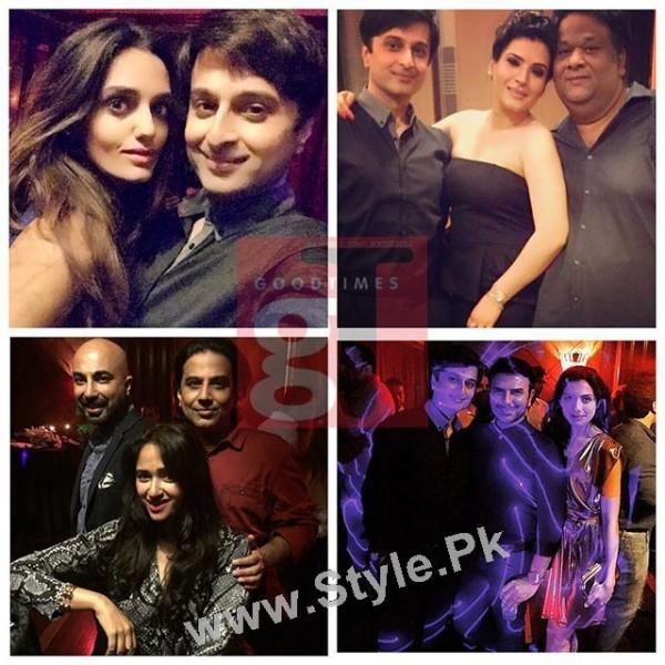 Celebrities at Shazad Raza's birthday bash (13)