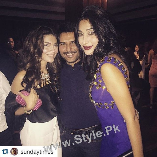 Celebrities at Shazad Raza's birthday bash (7)