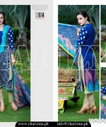 Charizma New Embroidered Lawn Dresses 2015 For Summer 1