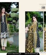 Charizma New Embroidered Lawn Dresses 2015 For Summer 3