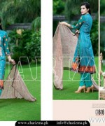 Charizma New Embroidered Lawn Dresses 2015 For Summer 6