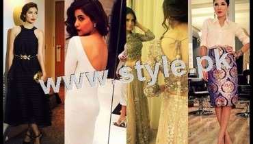 See Dressing of Pakistani Celebrities during promotion of their movies