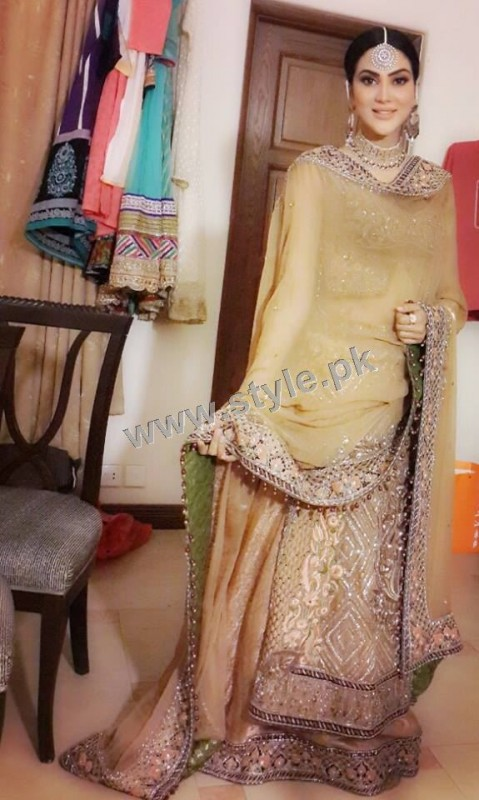 Fiza Ali on shooting of her upcoming drama (9)