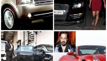 List Of Bollywood Celebrities And Their Cars