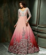 Meeras Bridal Wear Dresses 2015 By Nilofer Couture 1