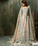 Meeras Bridal Wear Dresses 2015 By Nilofer Couture 2