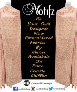 Motifz Party Wear Collection 2015 For Women