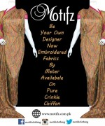 Motifz Party Wear Collection 2015 For Women001