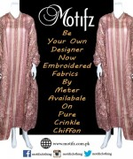 Motifz Party Wear Collection 2015 For Women002