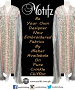 Motifz Party Wear Collection 2015 For Women004