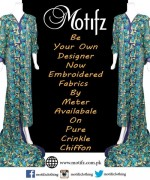 Motifz Party Wear Collection 2015 For Women007