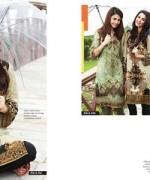 Nishat Linen Saavan Special Collection 2015 For Women0015