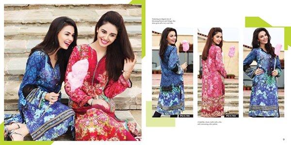 Nishat Linen Saavan Special Collection 2015 For Women006