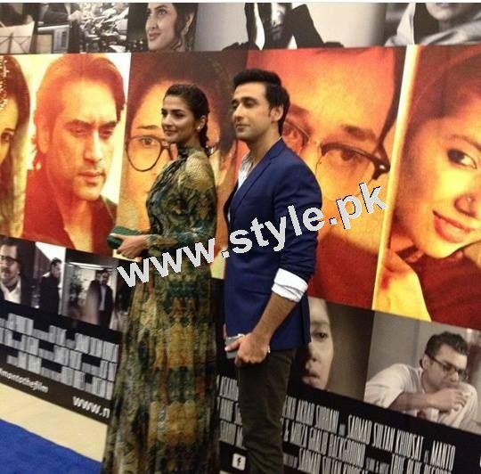 Pakistani Celebrities on the red carpet of MANTO 5
