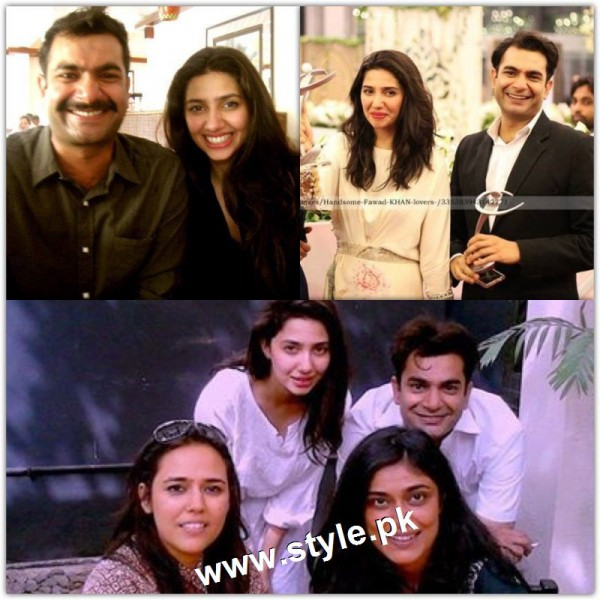 Pakistani Celebrities who are friends in real life (3)