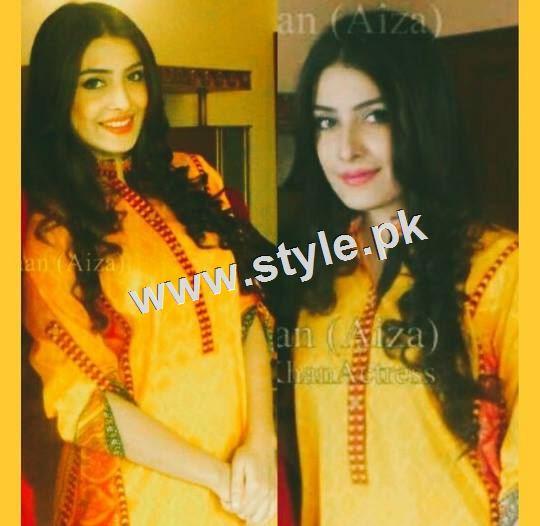 Pakistani Celebrities who look stunning in yellow 3