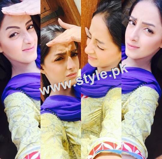 Pakistani Celebrities who look stunning in yellow 5