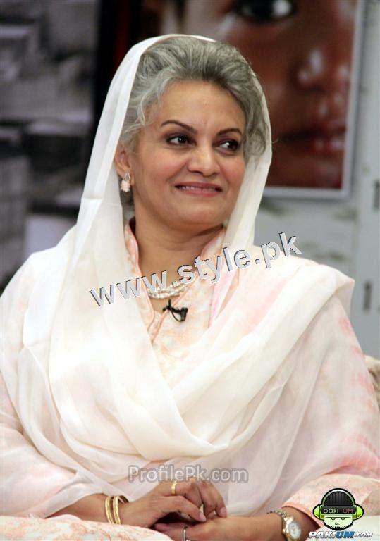 Pakistani Celebrities who wear Hijab 12