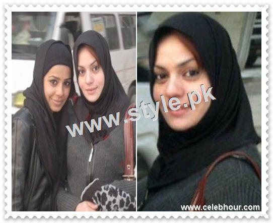 Pakistani Celebrities who wear Hijab 2