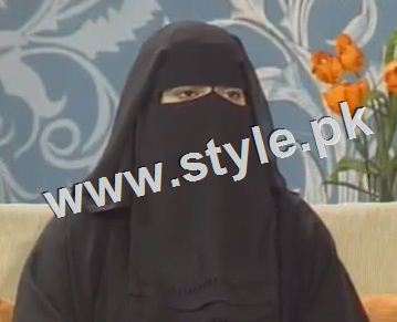 Pakistani Celebrities who wear Hijab 5