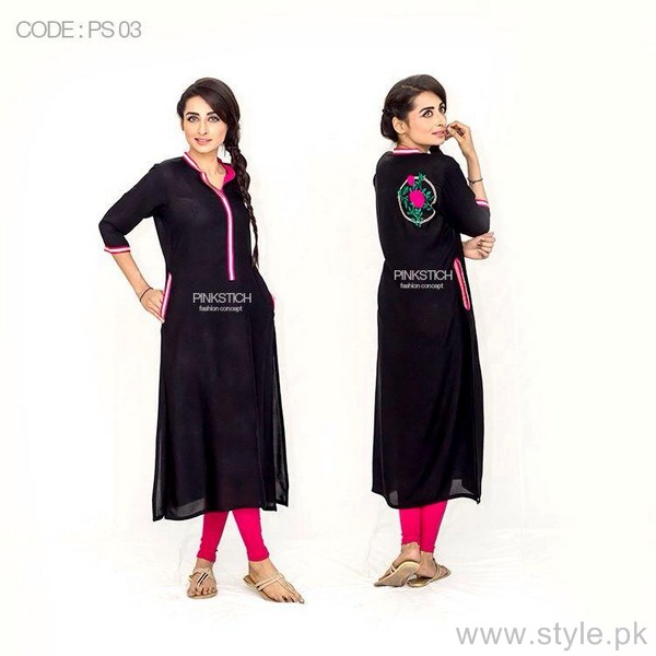 Pinkstich Casual Dresses 2015 For Summer 4