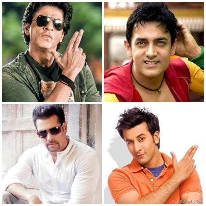 Ranking Of Bollywood Actors In 2015