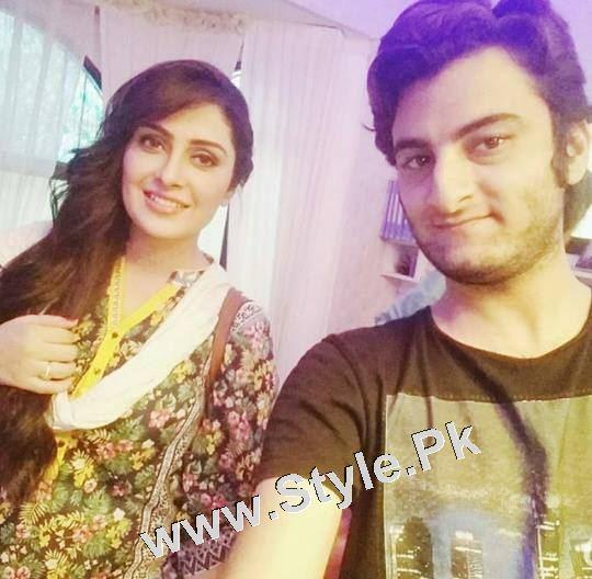 See Recent Clicks of Ayeza Khan