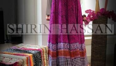 Shirin Hassan Formal Dresses 2015 For Girls 7