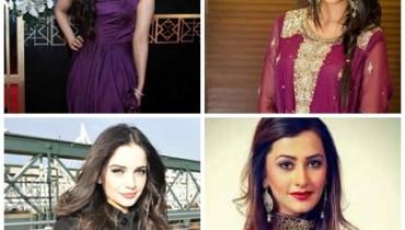 Top 5 Emerging Pakistani Actresses In 2015