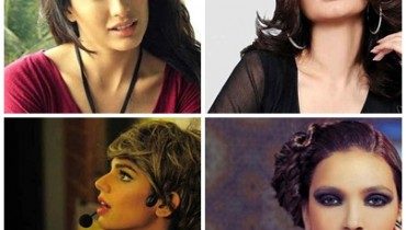 Top 5 Pakistani Ladies 2015 For Bollywood Industry