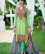 Trends Of Knee-Length Shirts 2015 In Pakistan 4