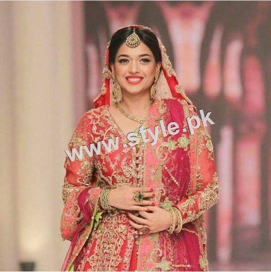 Unmarried Celebrities stunned in Bridal looks 4