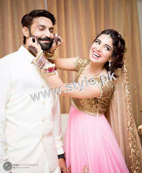 Wedding Pictures Of Famous Pakistani Celebrities
