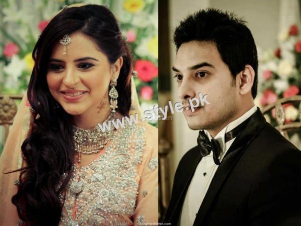 wedding pictures of famous pakistani celebrities stylepk