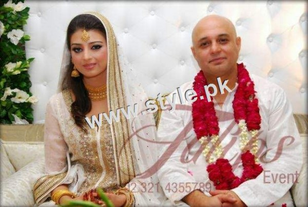 Wedding Pictures of famous Pakistani Singers 18