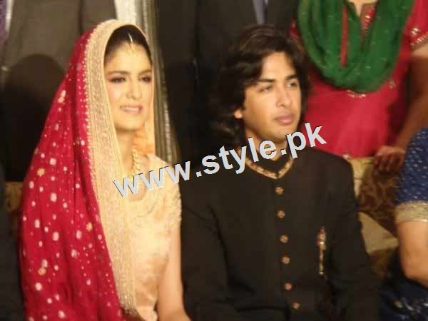Wedding Pictures of famous Pakistani Singers 21