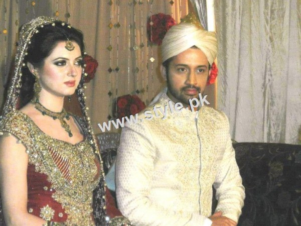 Wedding Pictures of famous Pakistani Singers 6