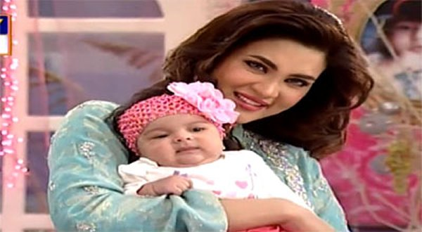 Which Pakistani Actresses Become Mothers Of Little Angles002