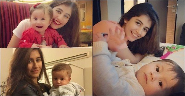 Which Pakistani Actresses Become Mothers Of Little Angles004