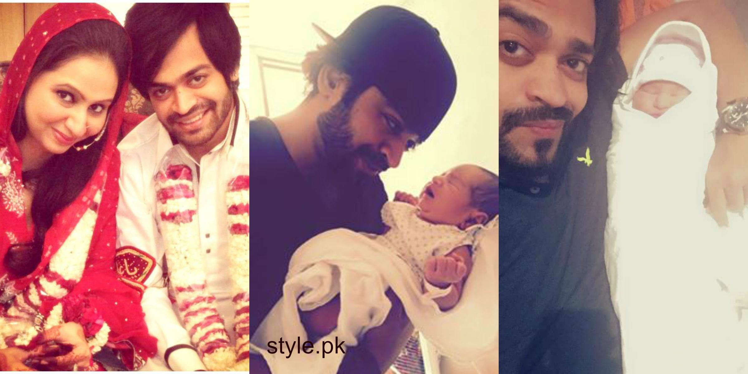 naveed raza blessed with a baby girl oo1