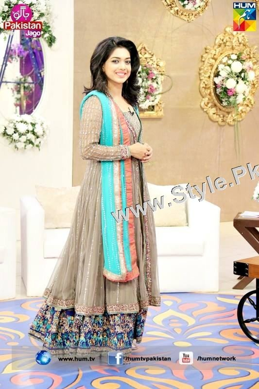 See Best dressed Morning show hosts on Eid ul Adha 2015