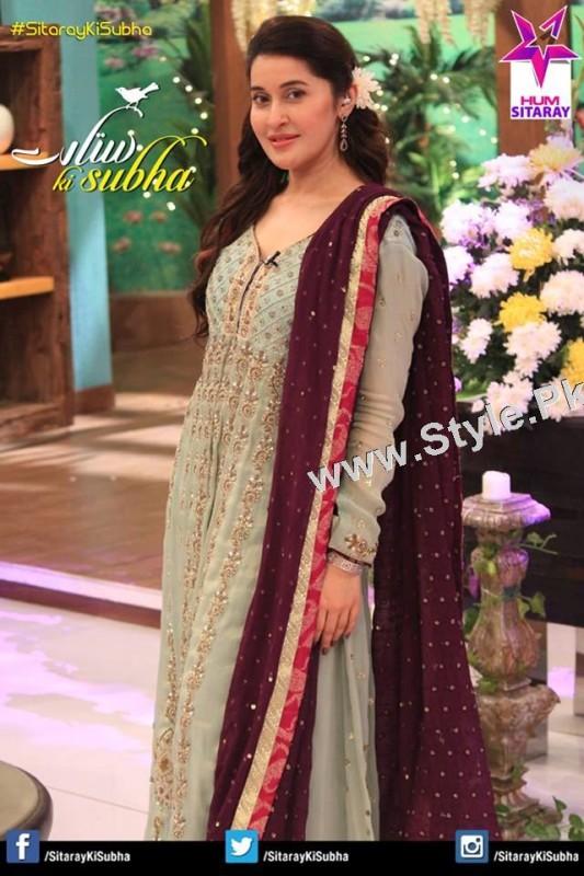 Best dressed Morning show hosts on Eid ul Adha 2015 (2)
