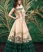 Black And White Couture Party Wear Collection 2015 For Women002