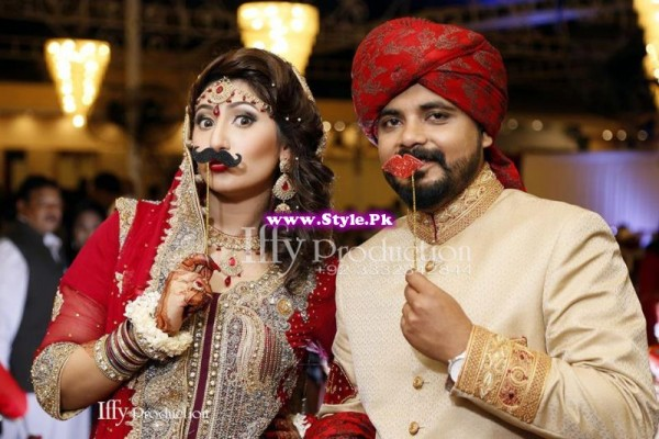 Complete Wedding Photo shoot of Actress Pari Hashmi (11)