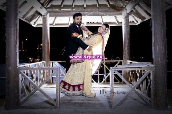 Complete Wedding Photo shoot of Actress Pari Hashmi (19)
