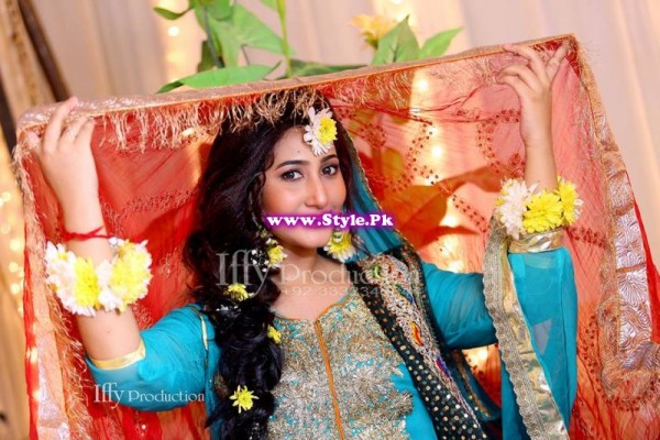 Complete Wedding Photo shoot of Actress Pari Hashmi (25)